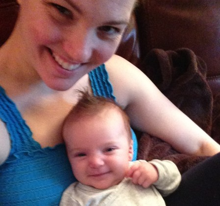 Elena's Breastfeeding Journey