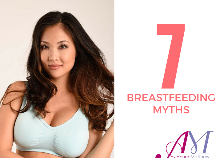 Debunking 7 Biggest Breastfeeding Myths