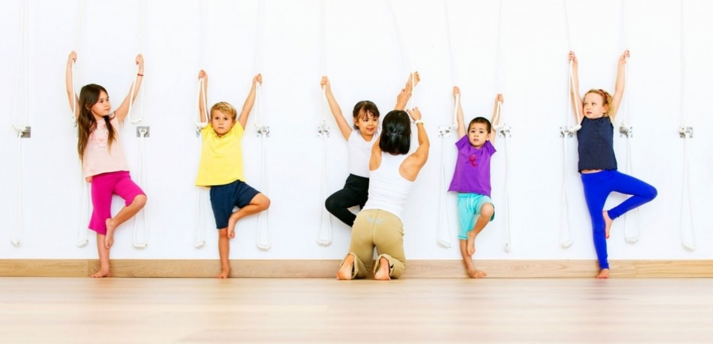 4 Tips on Doing Yoga with Kids