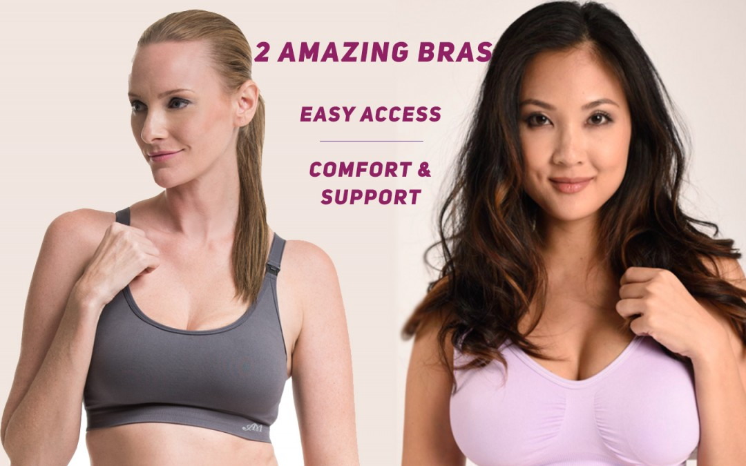Regular Nursing Bra or Nursing Sports Bra?